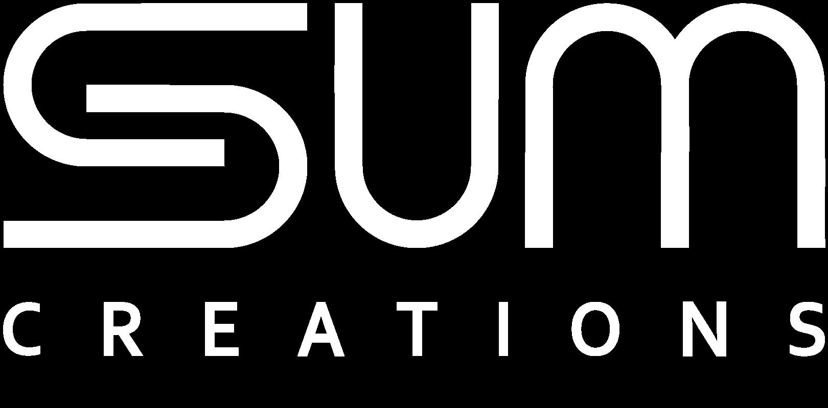 SUM creations Logo